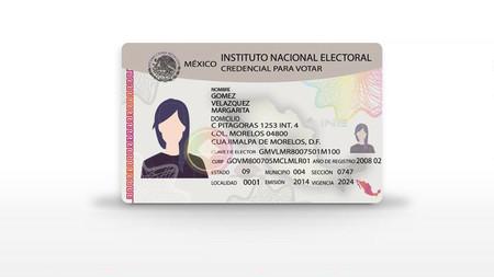 A partir de diciembre todas las credenciales de elector en México contarán con código QR, esto es lo que sabemos