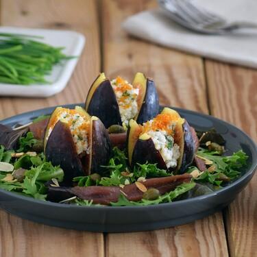 Nueve ensaladas originales pero sencillas con las que lucirte en la cocina sin dejar de comer sano