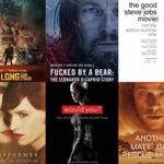 Oscars 2016   Los carteles de las películas nominadas... si fueran sinceros