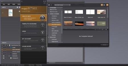 Adobe Project Rome, un nuevo concepto de Adobe