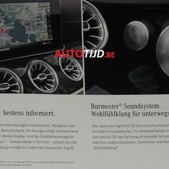Foto 8 de 11 de la galería mercedes-benz-clase-e-coupe-2018-filtraciones en Motorpasión México