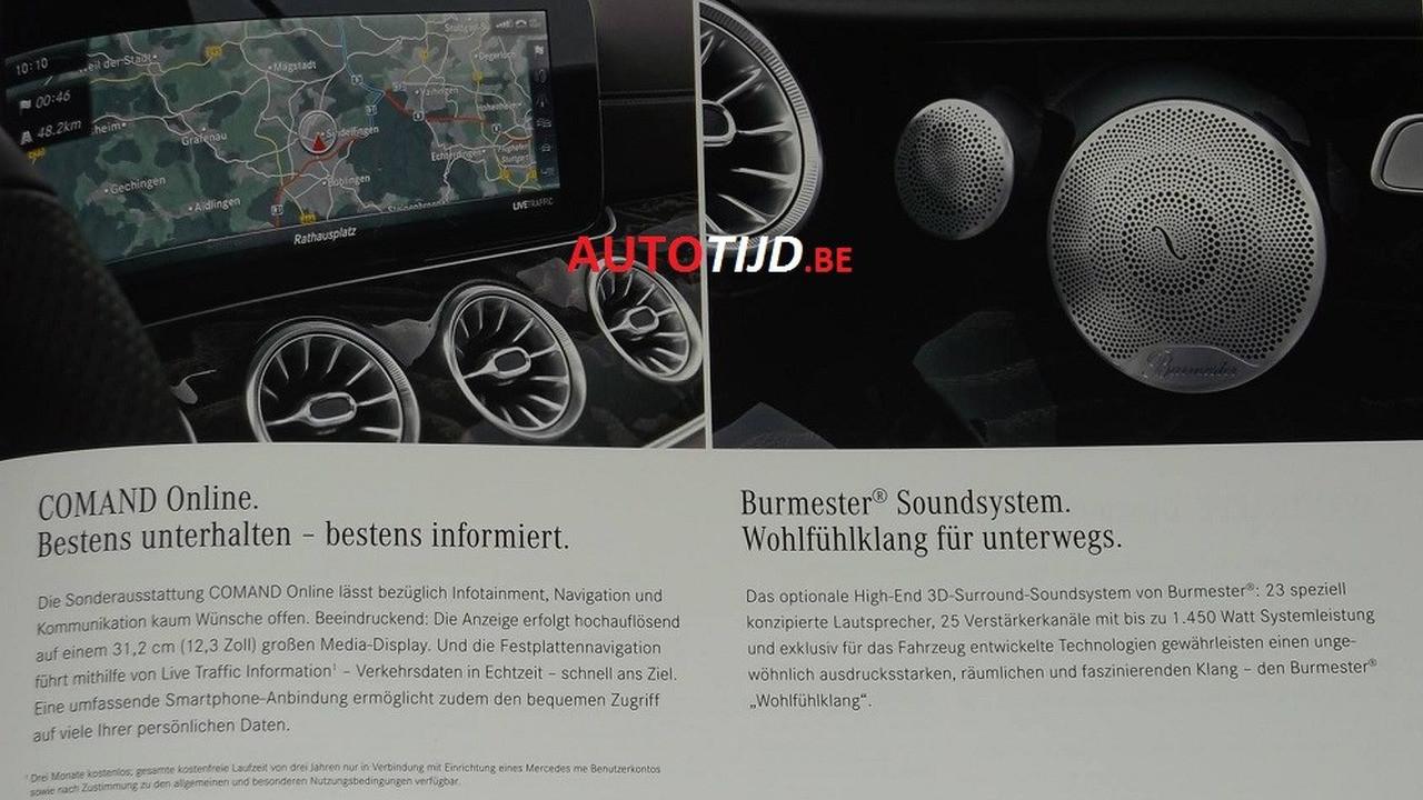 Foto de Mercedes-Benz Clase E Coupe 2018 (filtraciones) (8/11)