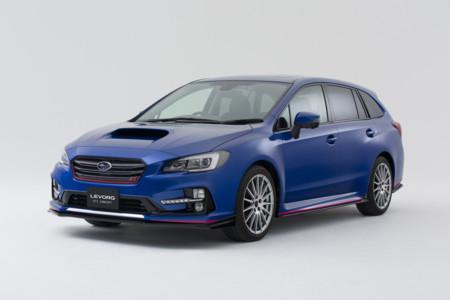 El Subaru Levorg STI Concept es ese familiar deportivo y japo que muchos querríamos