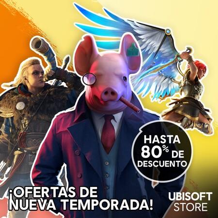 Descuentos y ofertas de la Ubisoft Store en México