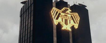 El departamento de justicia en Mega-City Uno