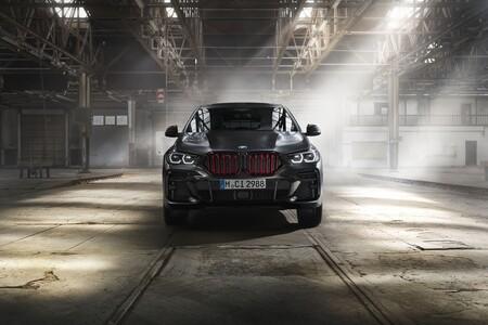 Bmw X5 X6 Black Vermilion 2021 7