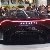 Estos son los coches más caros del Salón de Ginebra 2019