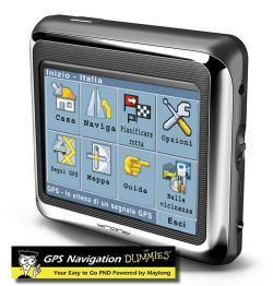 Navegador GPS para torpes