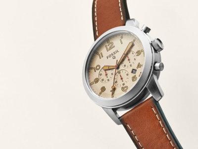 Fossil tiene el smartwatch para los que no quieren un smartwatch