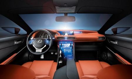 Lexus LF-CC concept 04