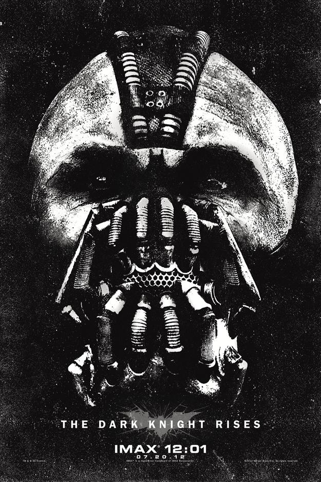 Foto de 'El caballero oscuro: La leyenda renace', últimos carteles del final de la trilogía sobre Batman (3/3)