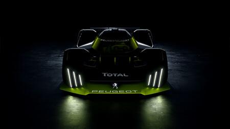 Peugeot muestra las primeras imágenes del coche con el que regresará a las 24 horas de Le Mans en 2022