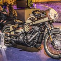 Third Time Lucky: la moto que representará a España en el Battle of The Kings de Harley-Davidson