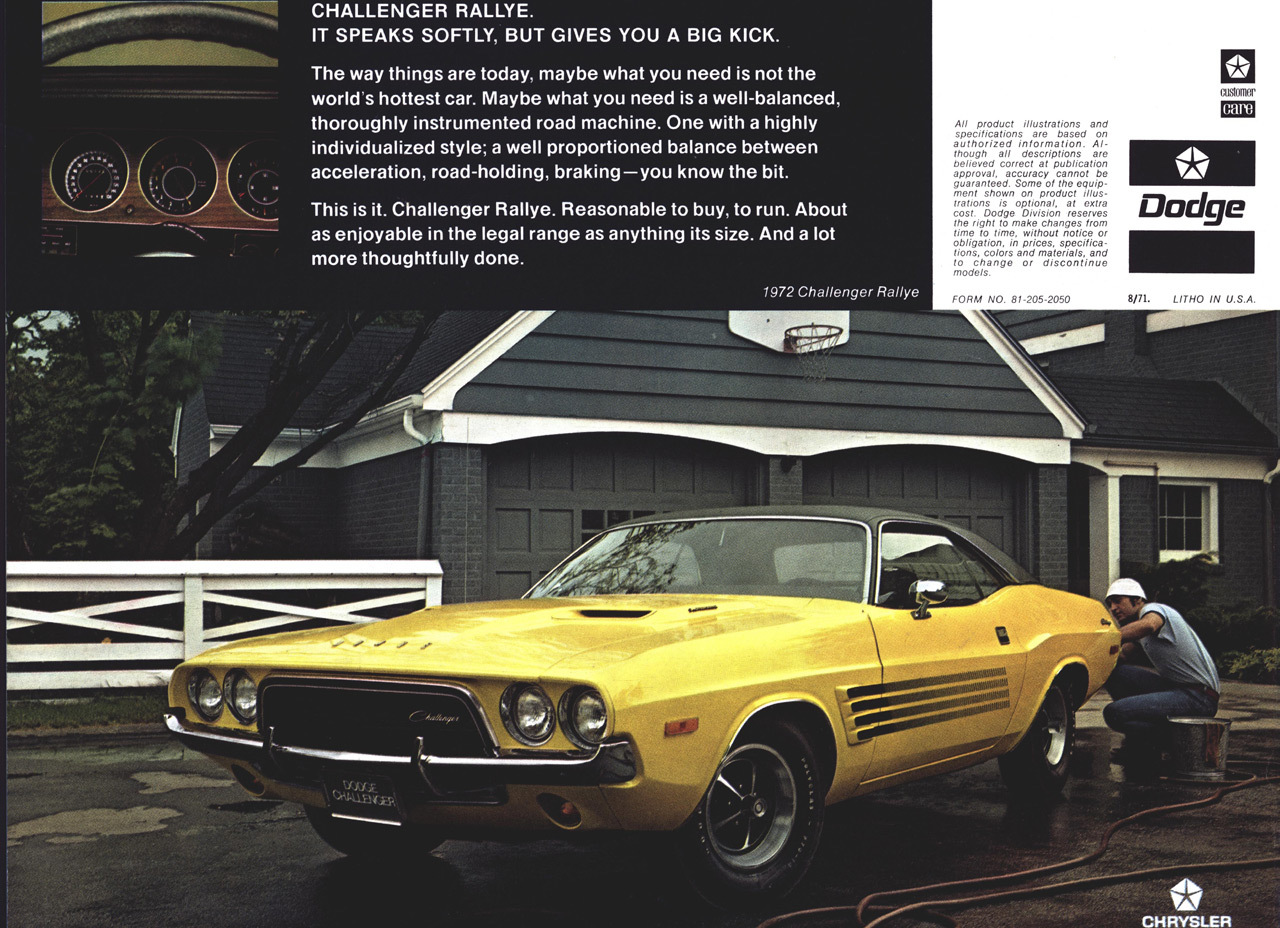 Foto de 40 aniversario del Dodge Challenger (47/64)