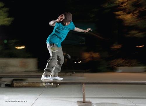 Foto de Nike Sportswear, lookbook Otoño-Invierno 2009/2010 (8/18)