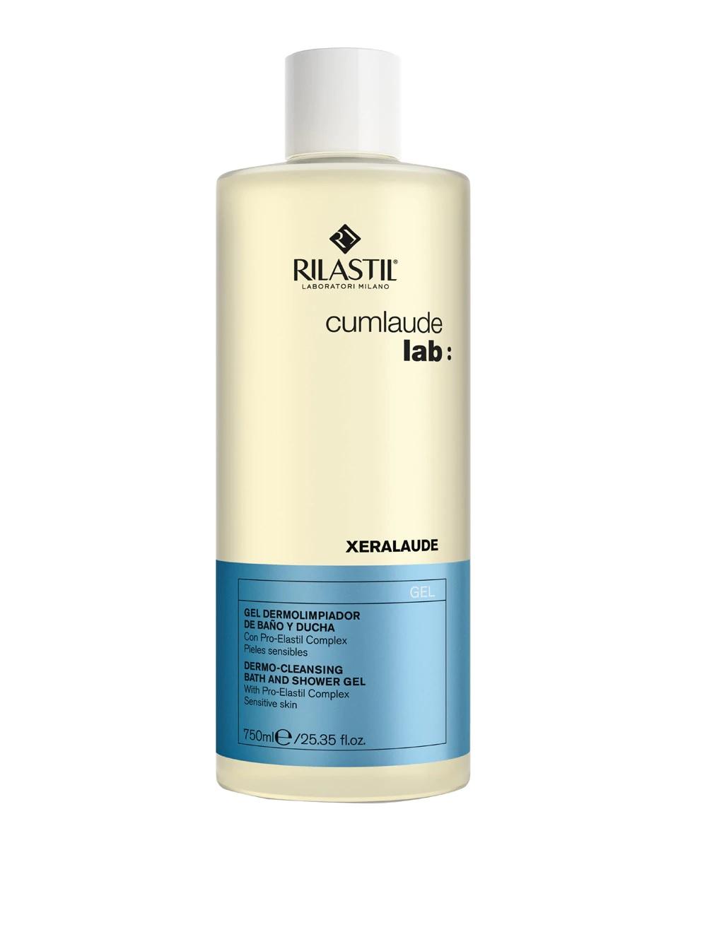 Jabón corporal dermolimpiador de baño y ducha Xeralaude de Cumlaude Lab