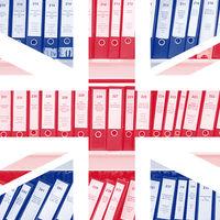 Acusan al Reino Unido de recopilar bases de datos de la UE ante el peligro de un Brexit sin acuerdo