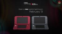 ¿Quieres un New Nintendo 3DS? llegará a América el próximo 13 de febrero