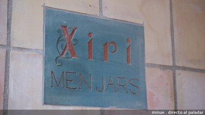 Restaurante Xiri en Monóvar, no todo lo bueno está en las ciudades