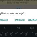 Eliminar y anular mensajes de WhatsApp: las importantes diferencias entre ambas opciones