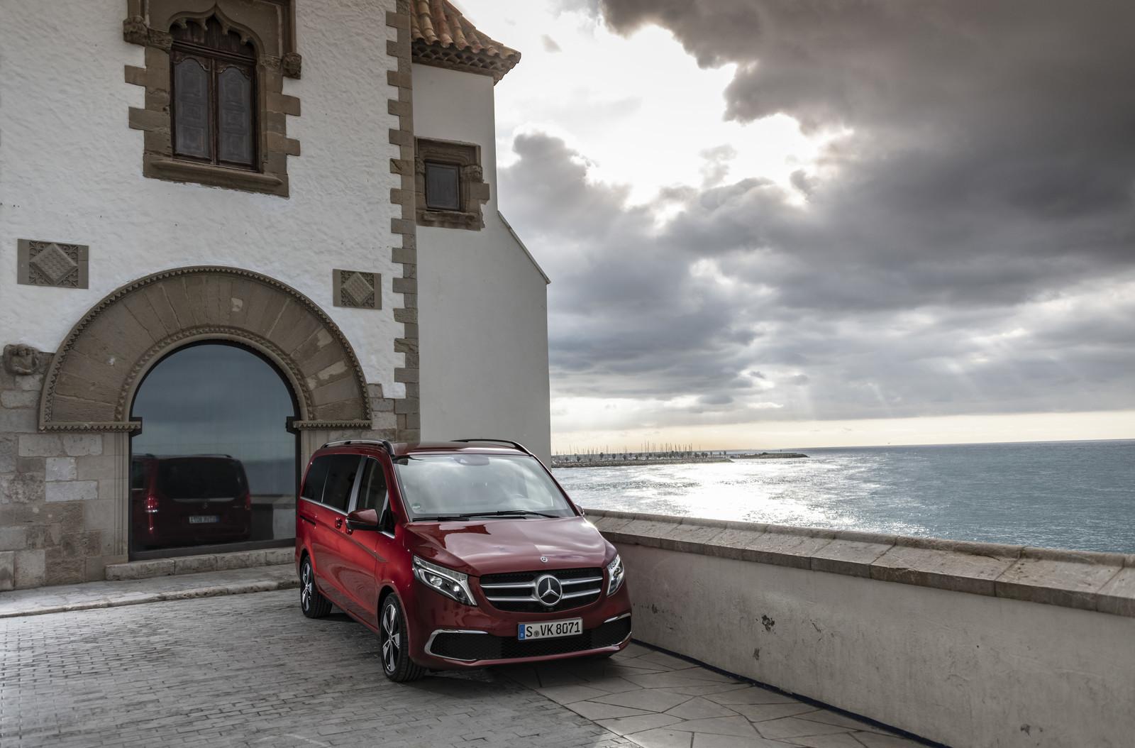 Foto de Mercedes-Benz Clase V 2019 (92/92)