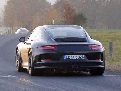 Porsche 911 R, el 911 para los más puristas estará en Ginebra
