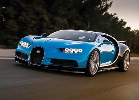 El Bugatti Chiron pronto dirá adiós: su producción terminará en 2021