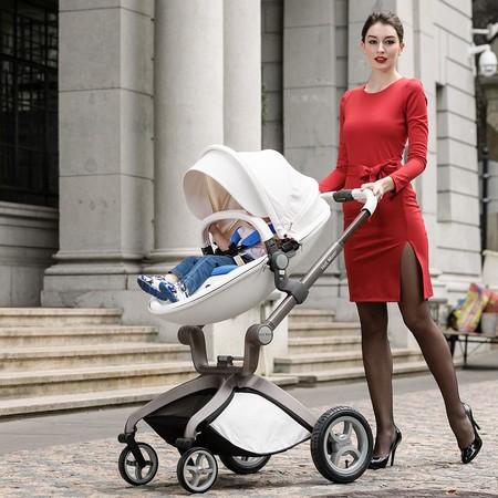 El cochecito de bebé Hot Mom está en Amazon a precio mínimo: 367,20 euros y envío gratis
