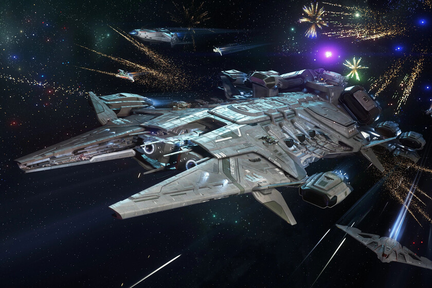 Acusan a Star Citizen de publicidad engañosa por ofrecer naves que aún no están en el juego y un organismo británico lo corrobora