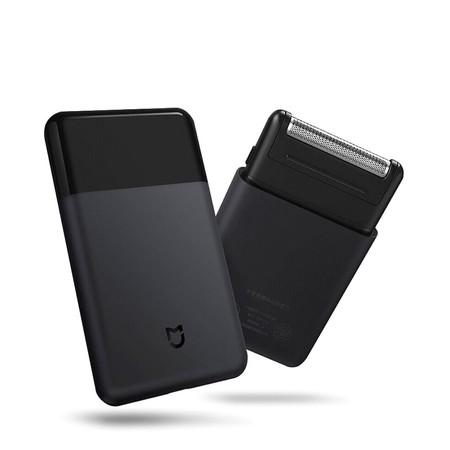 Original Xiaomi Afeitadora El Ctrica Para Hombres Inteligente Mini Port Til De Afeitar Plenamente Cuerpo De