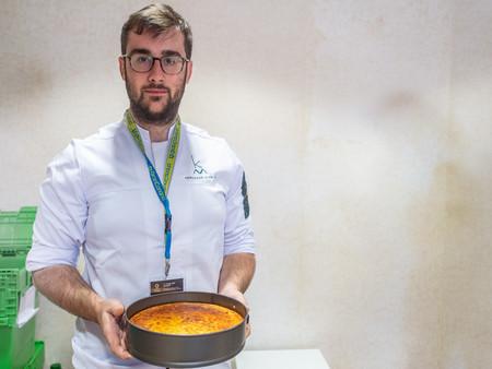 Fernando Alcala Restaurante Kava Marbella Ganador Tarta Queso