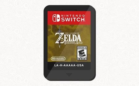 Nintendo añade un ingrediente secreto a los cartuchos de la Switch: uno para que no te los comas