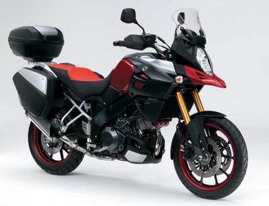 Novedades Salón de Colonia 2012: Suzuki V-Strom 1000 Concept 2013