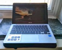 ASUS C200, su primer Chromebook se deja ver en imágenes