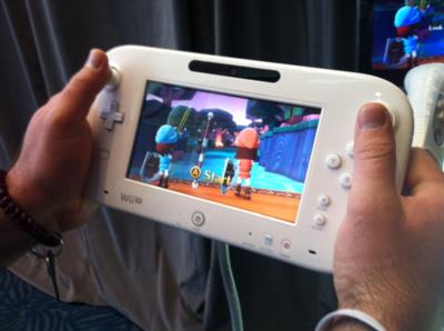 Wii U, primer contacto