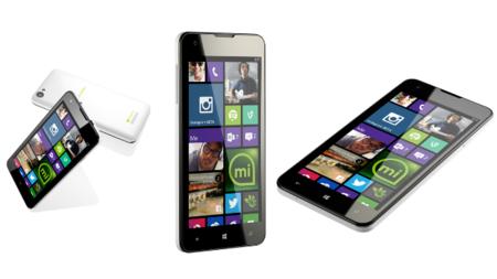 Así es Madosma, un nuevo móvil japonés con SoC Snapdragon 410 y Windows 8.1