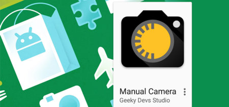 Oferta de la semana en Google Play: Manual Camera a 0,10 euros