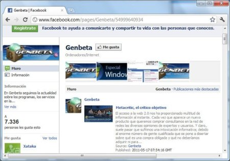 """El botón """"no me gusta"""" de Facebook es falso"""