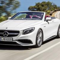 Mercedes-AMG S 63 Cabriolet: el descapotable definitivo de Affalterbach