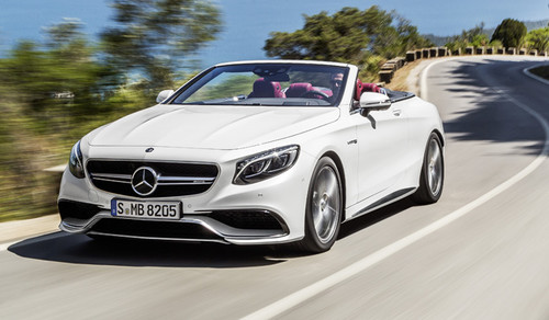 Mercedes-AMG S 63 Cabriolet: el descapotable definitivo de Affalterbach