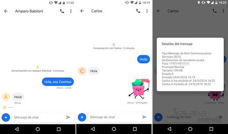 Mensaje De Chat