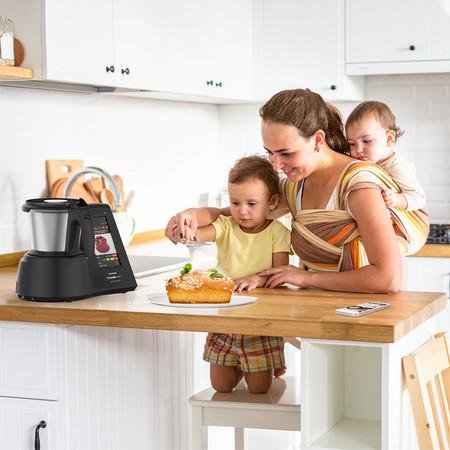 Estas son las ventajas de cocinar con la nueva gama de robots de cocina Taurus