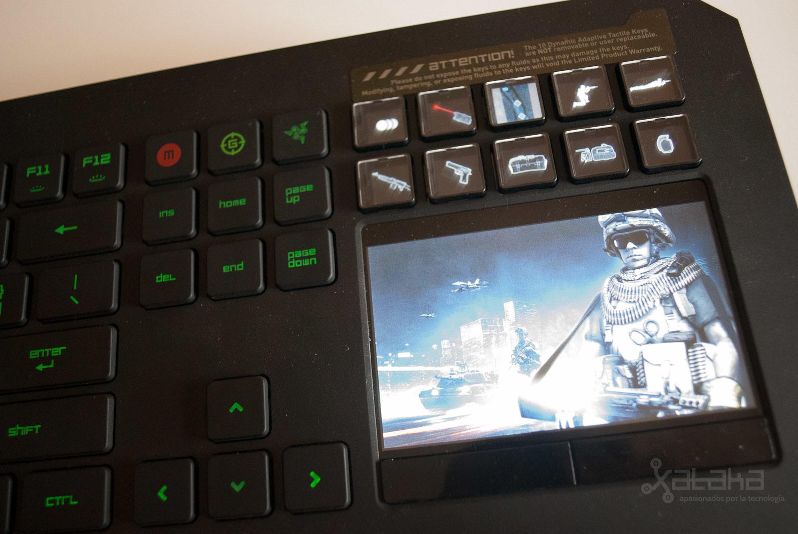 Foto de Razer DeathStalker Ultimate, análisis (17/29)