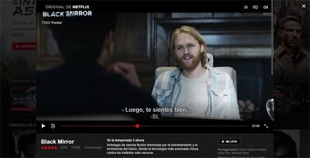 Netflix estrena nueva interfaz en su reproductor web y así es como luce