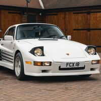 Rinspeed R69, a alguien se le ocurrió combinar un Porsche 911 con un Ferrari Testarossa y el resultado se encuentra a la venta