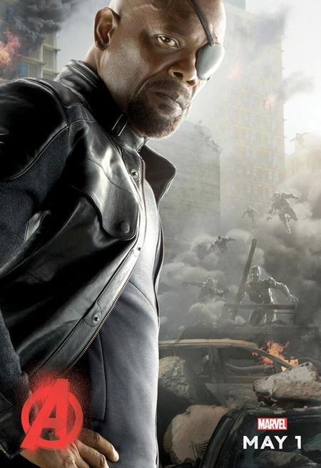 Cartel de Nick Fury
