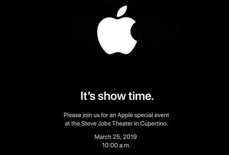 Keynote de Apple confirmada: el evento de primavera tendrá lugar el 25 de marzo