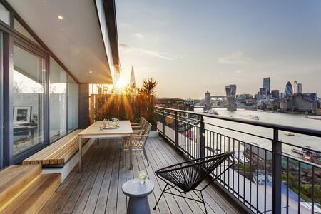 Apartamento con vistas en Londres