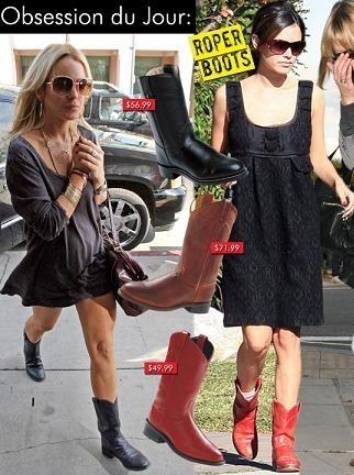 Vestido y botas, ¿os gusta?