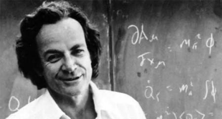 Se cumple un siglo del nacimiento del genial Richard Feynman
